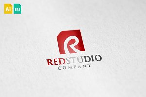 RedStudio Logo