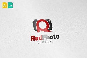 RedPhoto Logo