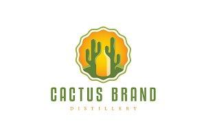 Cactus Beverage Logo