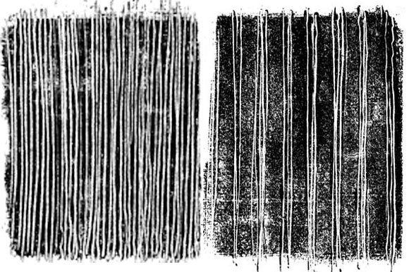 Monoprint Textures, Clipart. Brushes in Textures - product preview 2