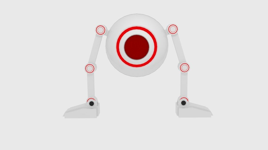 Leg Sphere Drone