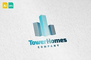 TowerHomes Logo