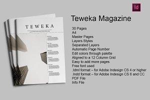 Teweka Magazine