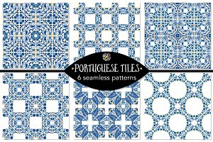 Set 28 - 6 Seamless Patterns