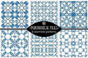 Set 29 - 6 Seamless Patterns