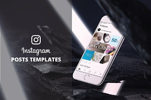 Instagram Posts Templates