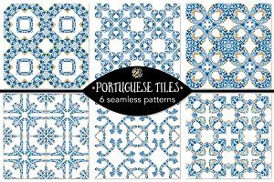 Set 30 - 6 Seamless Patterns