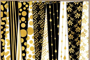 Golden Paper Collection - Paper 6