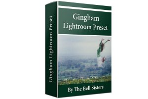 Gingham Lightroom Preset