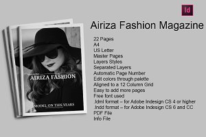 Airiza Fashion Magazine