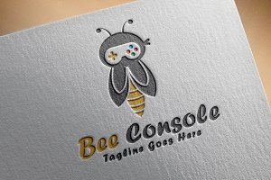 Bee Game-Consol Logo