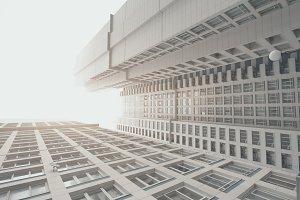 residential skyscraper apartment