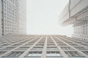 residential skyscraper building