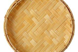 Bamboo mini basket