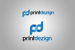 Print Dezign Stock Logo