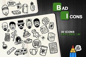 Bad Icons