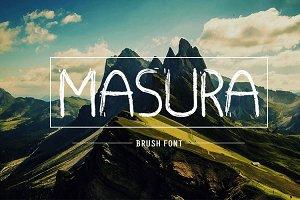 Masura font