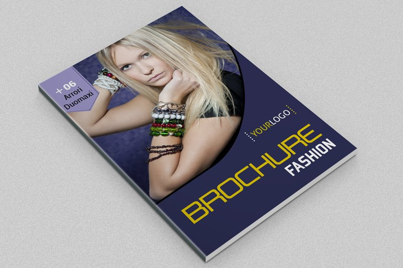 Fashion Brochure Brochure Templates Creative Market - Fashion brochure templates