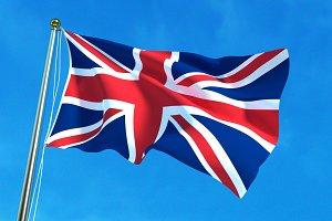 Flag of United Kingdom,England flag
