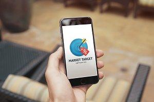 Market Target Logo
