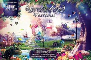 Dreamland Festival Horizontal