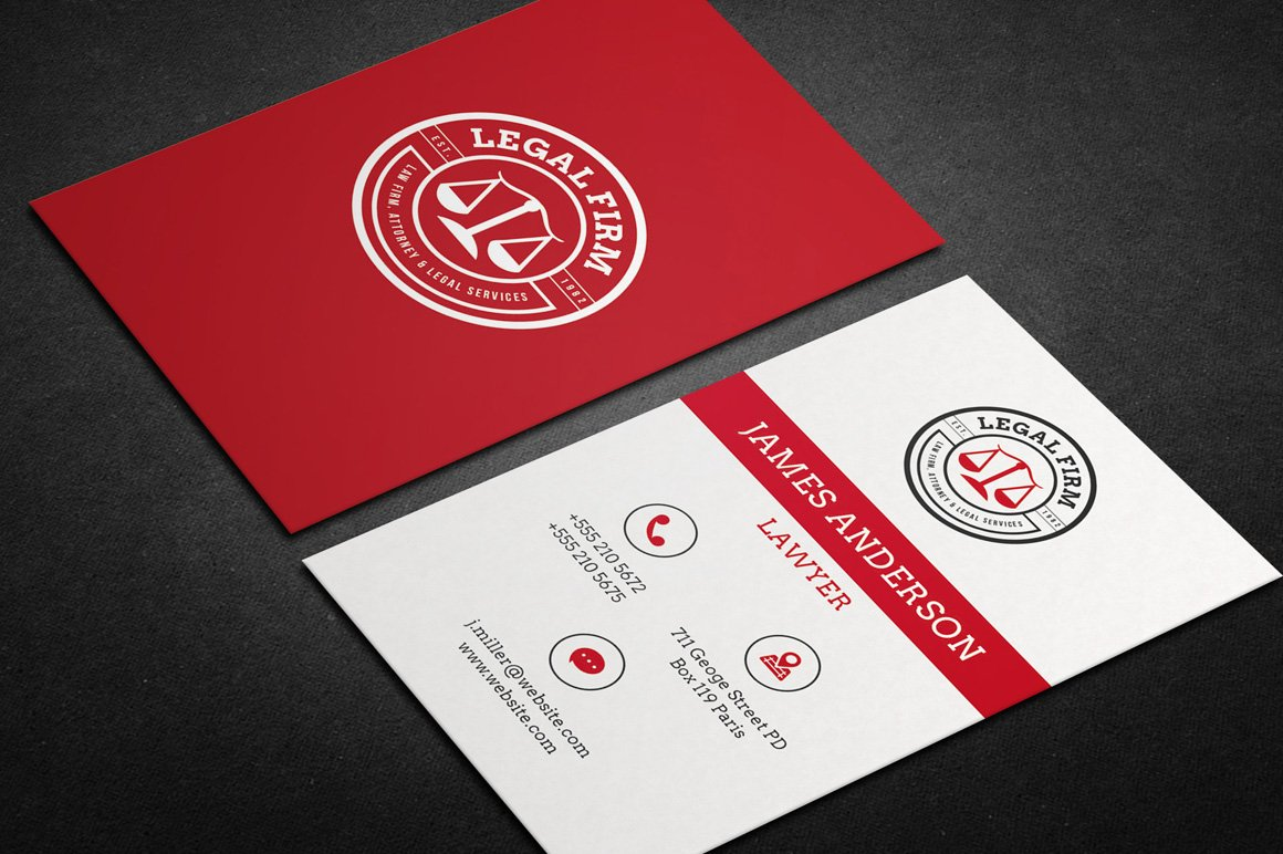 Lawyer business card photos graphics fonts themes templates lawyer business card reheart Images
