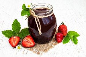 Strawberriy jam