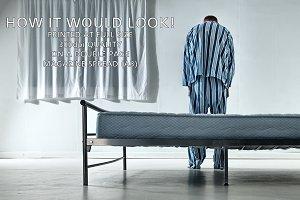 Asylum patient or inmate