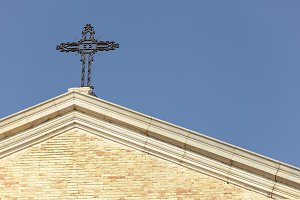 Detail of the Church