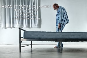 Inmate in an asylum