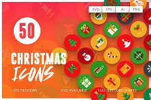 50 Christmas Icons Vol.2