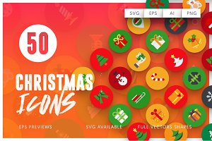 50 Christmas Icons Vol.2