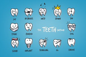 Teeth Graphics