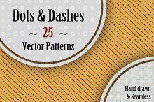25 Seamless Vector Patterns