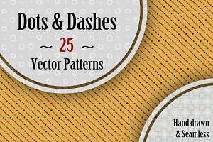 25 Seamless Vector Patterns