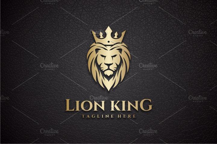 Lion King Logo Photos Graphics Fonts Themes Templates Creative