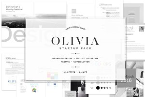 Save 30% - OLIVIA Branding Bundle
