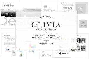 OLIVIA Brand Guideline