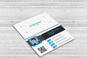 Corporate Personal Business Card