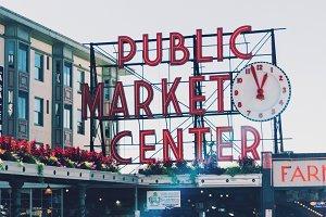 Pike Place - Public Market