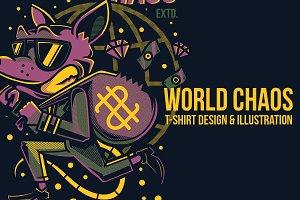 World Chaos Illustration