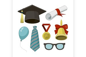 Graduation elements set