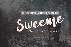 Premium Photoshop actions Bundle