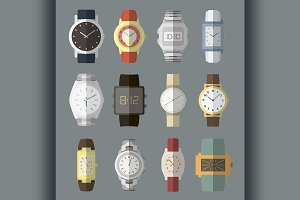 Set of watches