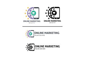 Online Marketing Logo