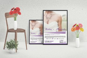 Wedding Photography Flyer