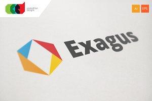 Exagus - Logo Template