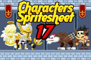 Characters Spritesheet 17