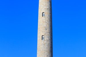 Cabo de Palos lighthouse (Spain).