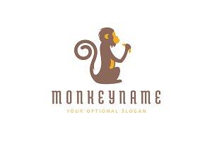 Sitting Monkey Logo